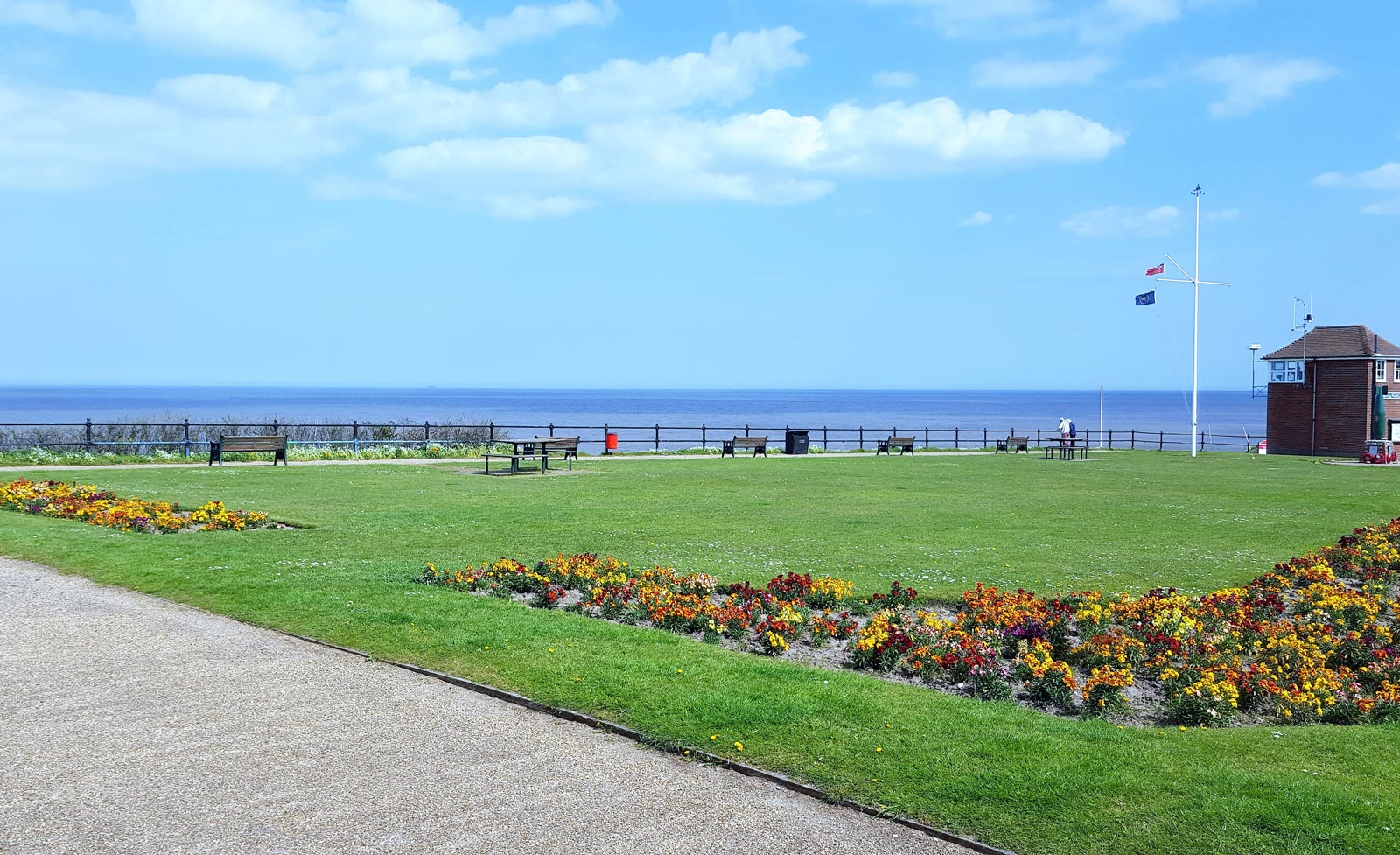 Mundesley Cliff Top Gardens