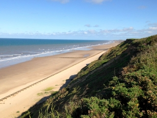 North Norfolk Coast towards Mundesley